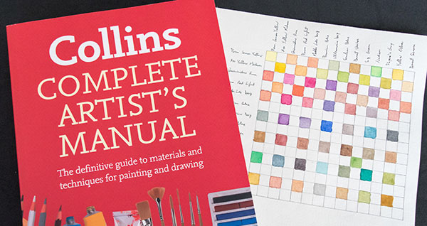 Book Review: Complete Artist's Manual by Simon Jennings