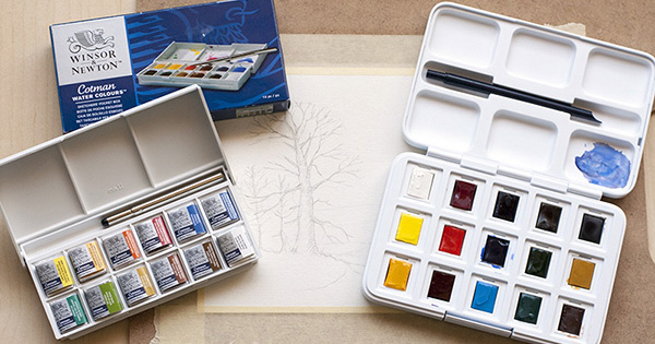 No. 1 Advice for Watercolor Beginners When Choosing Paints