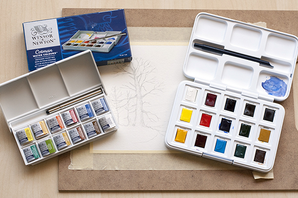 no 1 advice for watercolor beginners when choosing paints